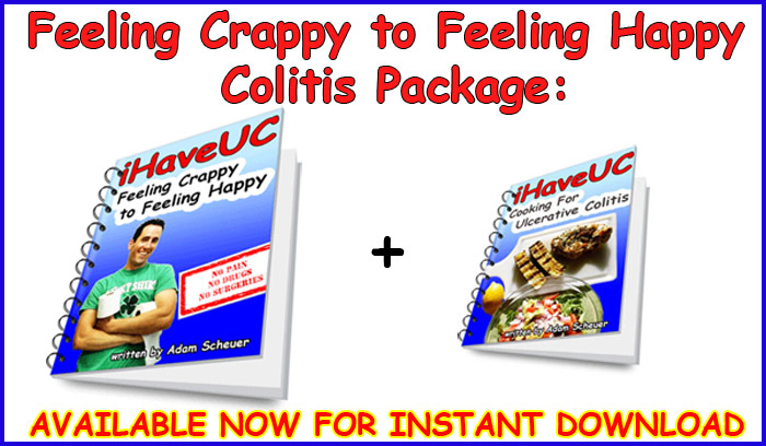 colitis diet ebooks