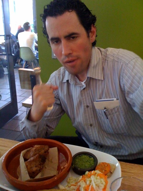 carnitas mexican food