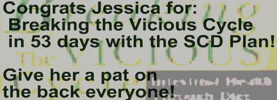 Jessica's Day 53 on SCD Update News