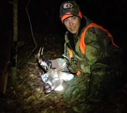 hunting with colitis