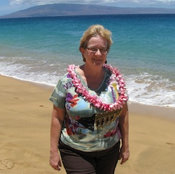 me in Hawaii