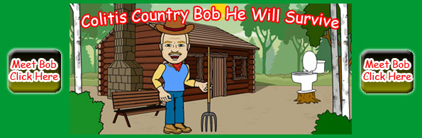 Colitis Country Bob Will Survive