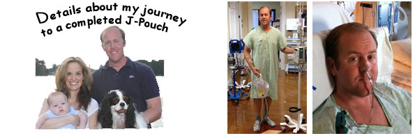 J-Pouch Surgery #1: The Good, The Bad, and The UGLY