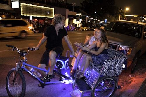 pedicab austin