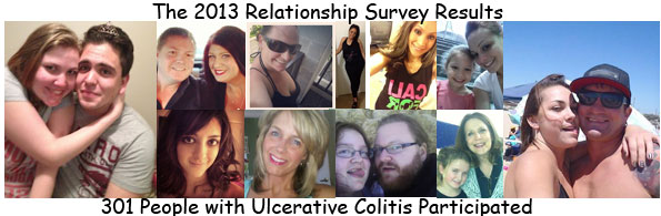 Relationships with Colitis 2013 Survey Results